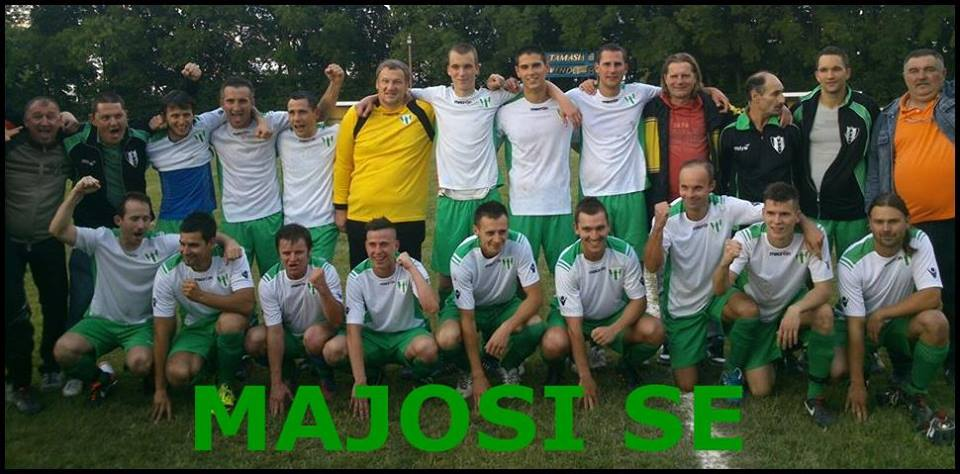 Majosi SE csapata
